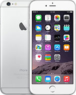 Apple iPhone 6 Plus Silver IMEI network carrier check report
